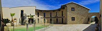 Le Mas du Nautile - Vue panoramique extérieure - Location de Salle - Réceptions - Séminaires - Fêtes de Famille